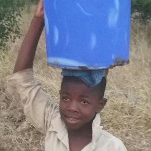 Schoon drinkwater voor schoolkinderen in Dido